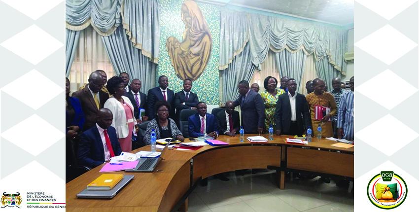 Réforme budgétaire et comptable : Démarrage effectif de la campagne de sensibilisation des membres des CODIR