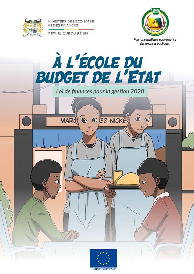 A L'ECOLE DU BUDGET DE L'ETAT: LOI DE FINANCES POUR LA GESTION 2020