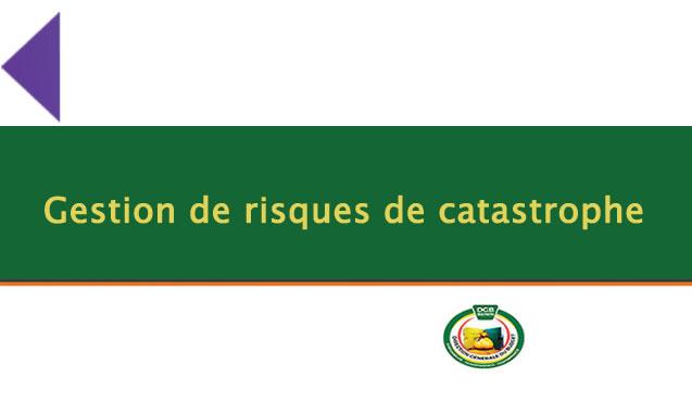 Le Gouvernement du Bénin renforce son cadre de gestion des risques de catastrophe