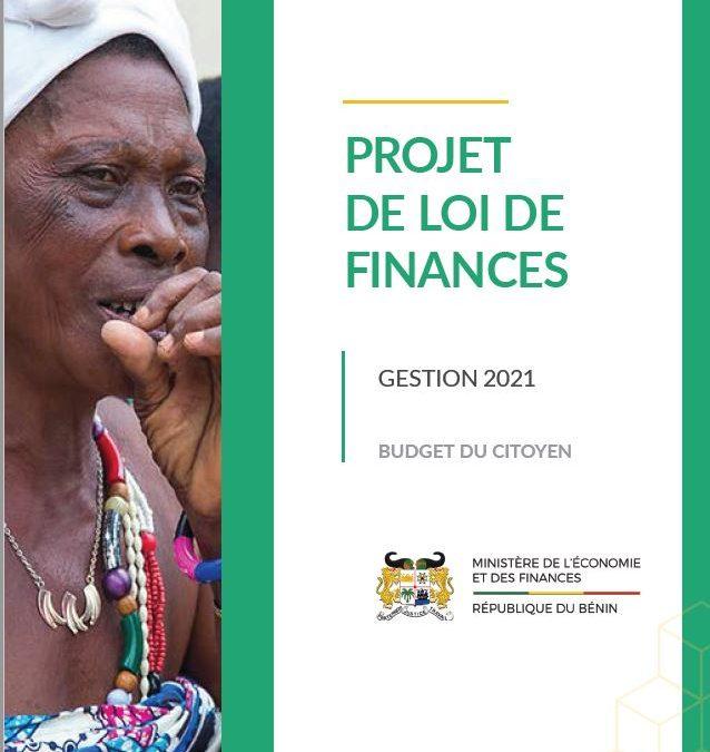 Version citoyenne du Projet de Loi de finances pour la gestion 2021