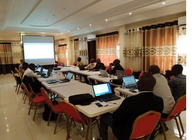 Renforcement de capacités de l'équipe technique du comité de gestion du SIGFP